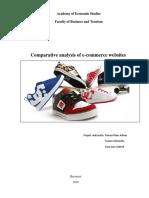 Analiza Comparativa a Site-urilor de Comert Electronic