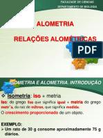Alometria Yosbanis