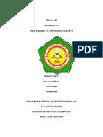 Patofisiologi Kelompok 1