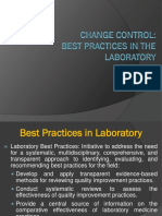 Change Control_Best Practice in the Laboratory.