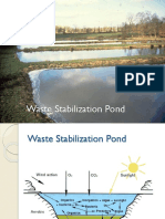 Lecture - 5 Waste Stablization Pond (2 - Lect) (1)