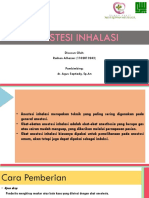 Anestesi Inhalasi (Raihan Alhazmi)