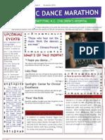 UNC-DM November 2010 Newsletter