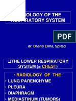 22. Radiology of the Respiratory System