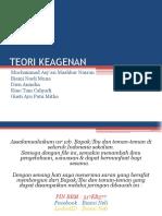 TEORI_KEAGENAN