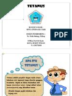Flif Chart TETANUS.docx