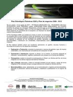 Estrategia Petrobras