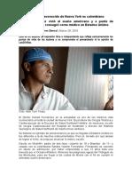 El Cirujano Más Reconocido de Nueva York Es Colombiano