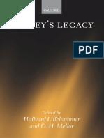 (Mind Association Occasional Series) Lillehammer, Hallvard_ Mellor, D. H._ Ramsey, Frank Plumpton  (eds.)-Ramsey's Legacy-Clarendon Press, Oxford University Press (2005).pdf