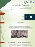 Diapositivas electrodos