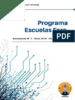 FARO - Documento N° 1 - Ciclo 2019 - con portada