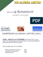 9 Alumina Project