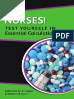 Nurses! Test yourself in Essential Calculation Skills.pdf
