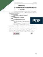 010_EJERCICIO Características Complementarias de Cajas de Texto y Botones