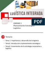 Planeamiento de la logística
