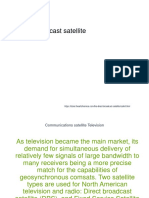 Direct Broadcast Satellite (1)