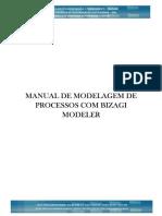 Manual de Modelagem de Processos Usando Bizagi