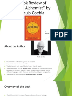 Book Review of Alchemist