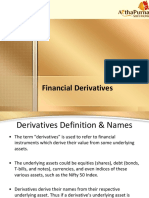 Financial Derivatives APS