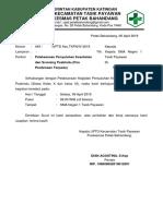 Surat Pelaksanaan Penyuluhan Kesehatan di Sekolah.docx
