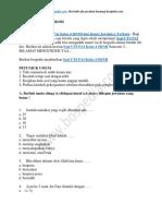 35 Contoh Soal UTS PAI Kelas 4 SD MI dan Kunci Jawabnya.docx