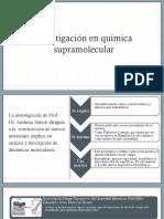 Investigación en Química Supramolecular
