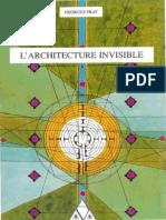 Prat Georges - L'Architecture Invisible