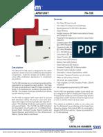 FA 106R Datasheet