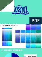 AZUL expo