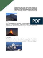 Tres Volcanes de Guatemala