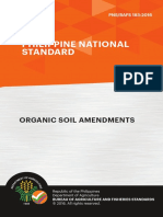 PNS on Soil Amendments