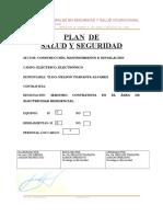 PLAN de Seguridad NT Cod 17-0011