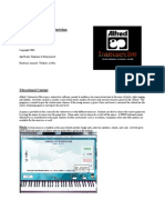 Alfred Interactive Musician Evaluation for Blog2