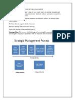 Strategic Human Resource Managemen