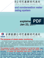 Feedwater and Condensation Water Dosing System