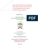 Effectivess of Acupressure 0n Dysmenoherrea - Thesis.pdf
