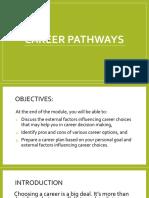 Lesson 11 Career Development