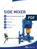 SATAKE Side- Prevent Slurry From Accumulating