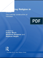 [Routledge South Asian religion series, 4] Esther Bloch_ Marianne Keppens_ Rajaram Hegde - Rethinking religion in India _ the colonial construction of Hinduism (2010, Routledge).pdf