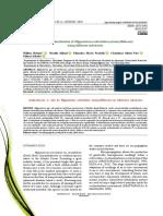 Ex Vitro Acclimatization of Hippeastrum Reticulatum