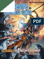 Pathfinder RPG - Módulo - Mestre da Fortaleza Caída (1 nivel).pdf
