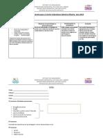 Modelo de Planejamento em Educação