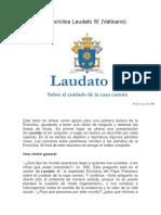 Encíclica Laudato Si.docx