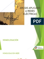 Arcgis Aplicado a Redes Eléctricas Part 1