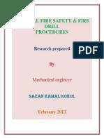 Hospital Emergency Response Checklist Eng