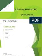 Histología Del Sistema Respiratorio-uss