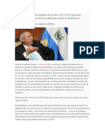 Casos de corrupción investigados en los años 2013.doc
