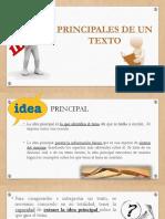 La Idea Principal 34