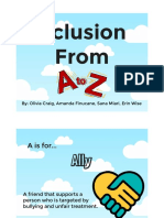inclusion a to z