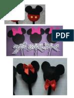 Día Del Alumno Mickey
